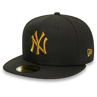 New Era 59Fifty Fitted Cap - MLB New York Yankees noir