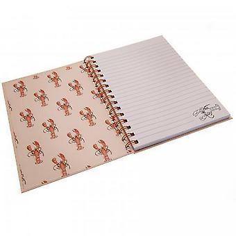 Friends You Are My Lobster Notebook (en)