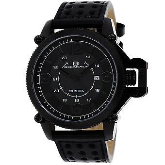 Oceanaut Men's Scorpion Black Dial Watch - OC4113