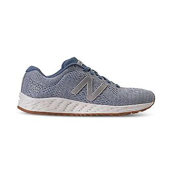 New Balance Womens Wariscl1 Fabric Low Top Lace Up Running Sneaker