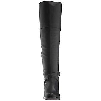 Vince Camuto Femmes vo-soreen Cuir Fermé Toe Knee High Cold Weather Bottes