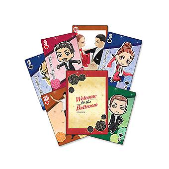 Playing Cards - Welcome To The Ballroom - Group New Licensed ge51683