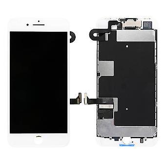 Weiß iP9 komplette LCD-Baugruppe für iPhone 8+ | iParts4U
