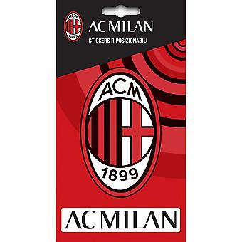 AC Milan Official Crest Sticker