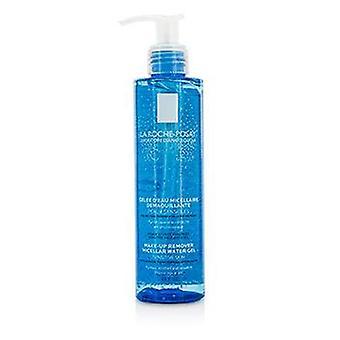 La Roche Posay Physiologische Make-up Entferner Micellar Wasser Gel - für empfindliche Haut - 195ml/6,59Oz