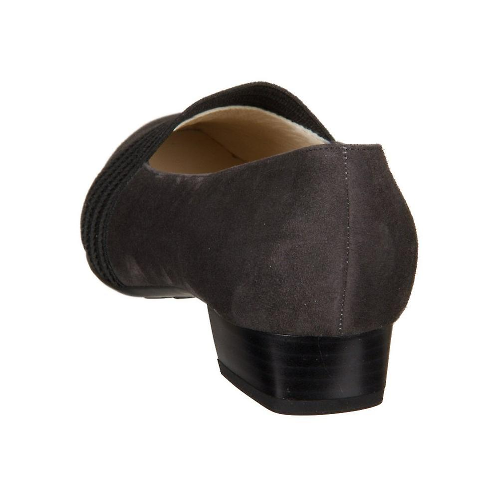 Peter Kaiser Lagos Carbon GZ Zopf Suede 22815992 ellegant przez cały rok buty damskie SBQwoc
