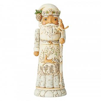 Jim Shore Heartwood Creek Woodland Nutcracker Figurine