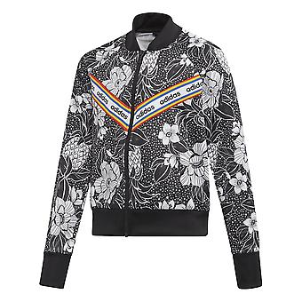 Adidas Youth Girls Tracktop X Farm Track Jacket
