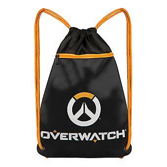 Overwatch Cinch Bag Sneakers 45x35cm