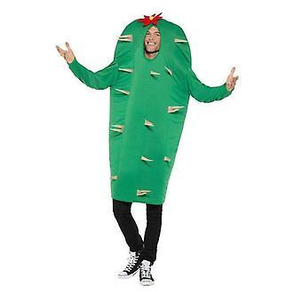 Kostium kaktusa dla dorosłych Zielony