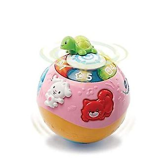VTech Crawl - Apprendre Bright Lights Ball Rose