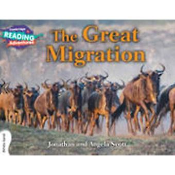 The Great Migration White Band by Scott & Jonathan and Angela
