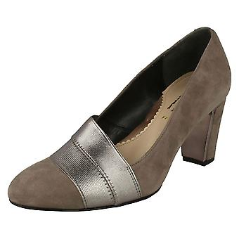 Damen Van Dal Slip-on Heels Ashbourne