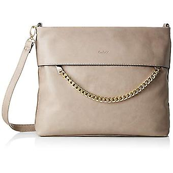 Gabor Aria - Women's Grey Shoulder Bags (Taupe) 35x27x8cm (B x H T)