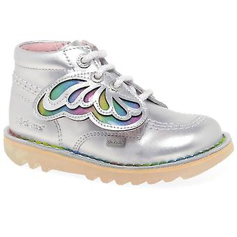 Kickers Hi Faeries Girls Infant Boots