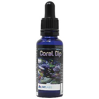 Ntlabs Marine Coral Dip 30ml (Fish , Maintenance , Disease Control)