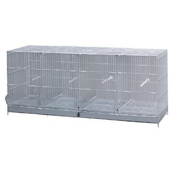 Mgz Alamber Puppy Subway Cage Removable (Birds , Cages and aviaries , Cages)