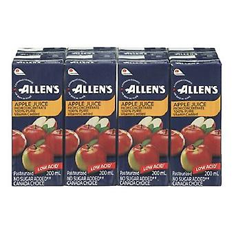 Allens Tetra Apple-( 200 Ml X 8 Lattine )