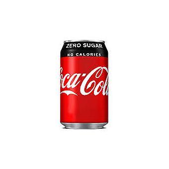 Coca Cola Zero -( 500 Ml X 24 Bottles )