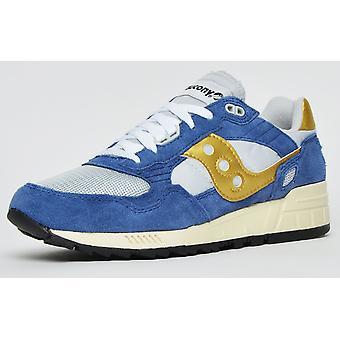Saucony Shadow 5000 Vintage Blauw / Goud / Grijs