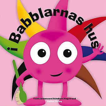 BABBLARNA in Babblarnas Hus-Book Hardcover