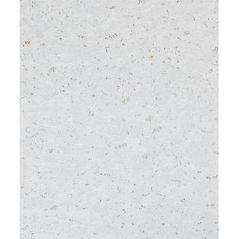 Industrial Concrete Stone Wallpaper Metallic White Grey Gold Textured Vinyl