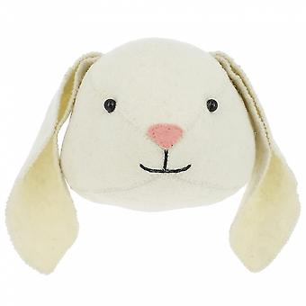 Fiona Walker England Bunny With Floppy Ears Animal Wall Head