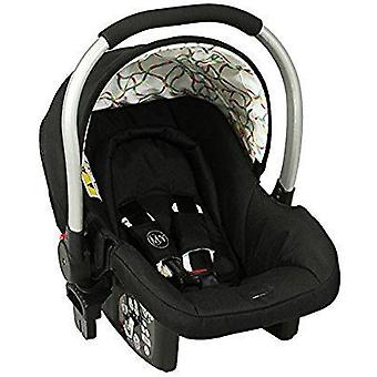 My Child Floe Car Seat Rainbow Squiggle