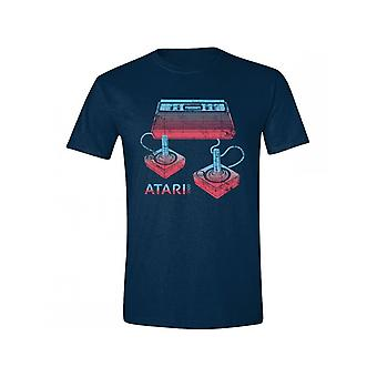 Atari - Console Men's T-Shirt - Navy