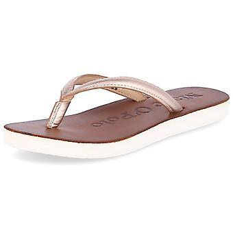 Marc O'Polo 903 15311001 100 307 90315311001100307ROSEMETALLIC universal summer women shoes