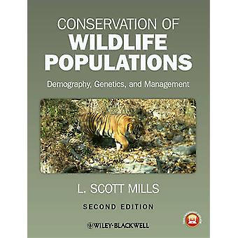 Conservation of Wildlife Populations - Demography - Genetics - and Man