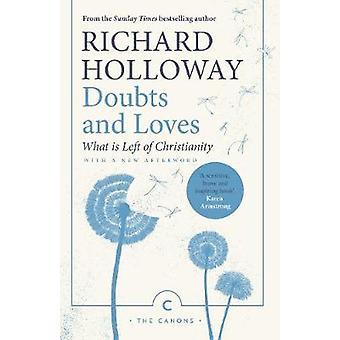 Tvil og elsker - hva er venstre av kristendommen av Richard Holloway-
