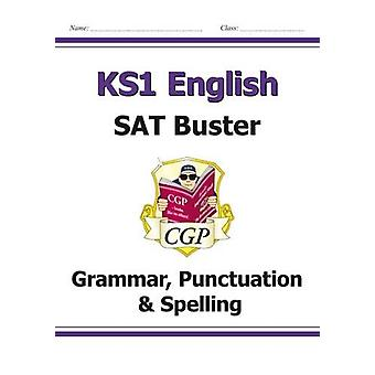 KS1 English SAT Buster - Grammar - Punctuation & Spelling (for the