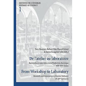 De L'atelier au Laboratoire From Workshop to Laboratory - Recherche et