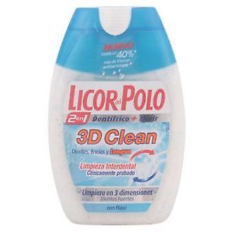 Licor Del Polo 2in1 3D Clean-Bottle