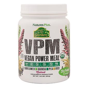 Nature's Plus Source of Life Garden Vegan Power Meal Protein 630g (30760)