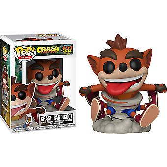 Crash Bandicoot Crash Spinning Pop!