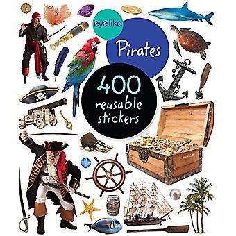 Eyelike Stickers - Pirates by Workman Publishing - 9781523506262 Book