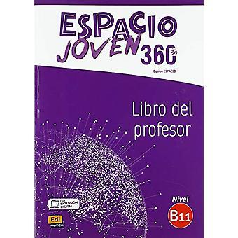 Espacio Joven 360  - Nivel B1.1  - Tutor manual with coded access to EL