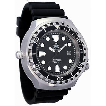 Tauchmeister T0254 Diver Craft 1000 m XXL automatic watch