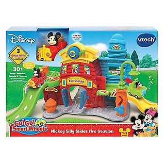 Mickey Fire Station Vtech Light Sound