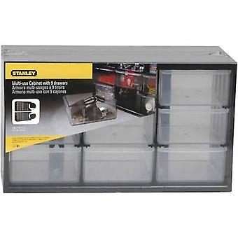 Stanley by Black & Decker Assortment box (L x W x H) 36.5 x 15.5 x 21.3 cm No. of compartments: 9 1 pc(s)