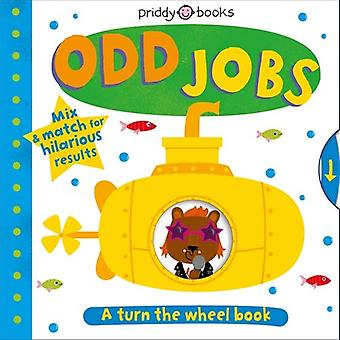 Odd Jobs by Roger Priddy - 9781783419906 Book