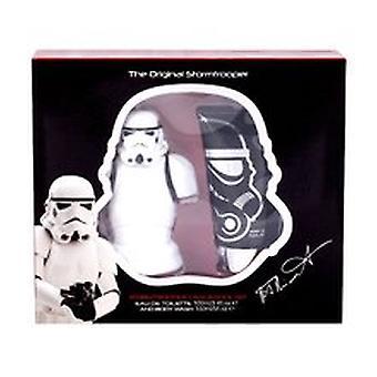 FRAGRANCES FOR CHILDREN - Stormtrooper SET EDT 100 ml + Shower Gel 150 ml - 100ML