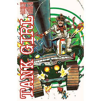 Tank Girl Full Color Classics Vol 3 by Jamie Hewlett