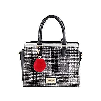 For Time Bolso de hand Tweed - Multicolored Women's Bags (Nico) 9x20x26 cm (W x H L)