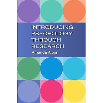 Introducing Psychology Through Research