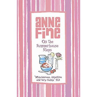 On the Summerhouse Steps by Anne Fine - 9780552552691 Book