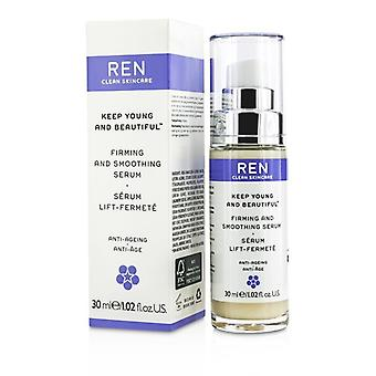 Ren Keep Young and Beautiful Firming & Smoothing Serum (All Skin Types) 30ml/1.02oz
