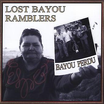 Lost Bayou Ramblers - Bayou Perdu [CD] USA import